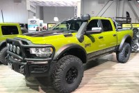 2021 Power Wagon Drivetrain