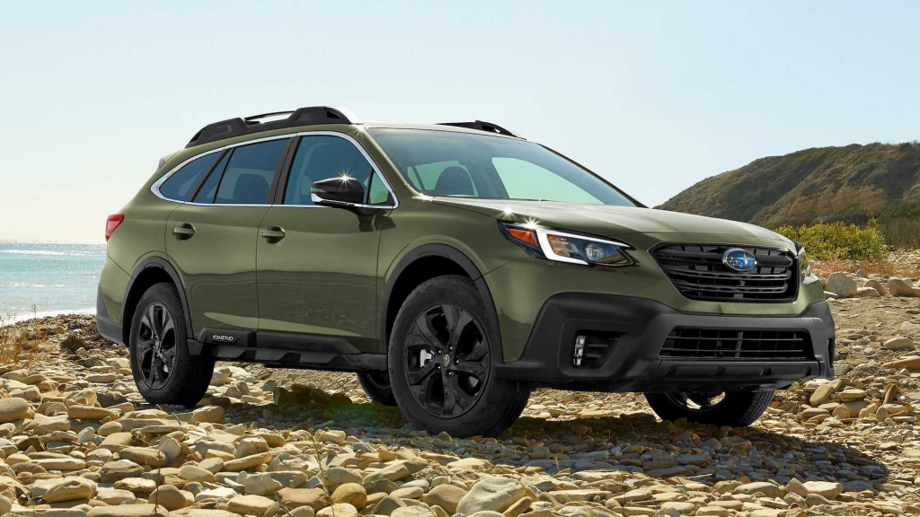 2021 subaru outback redesign release date colors and