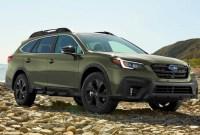2021 Subaru Outback Redesign