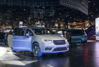 2022 Chrysler Voyager Redesign