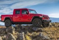2022 Jeep Gladiator Drivetrain