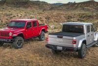 2022 Jeep Gladiator Redesign