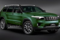 2022 Jeep Grand Wagoneer Pictures