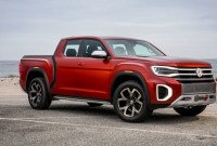 2022 VW Atlas Tanoak Pickup Truck Concept