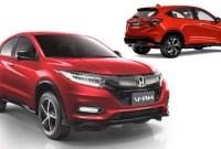 2021 Honda HRV Release date