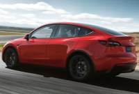 2021 Tesla Model Y Powertrain