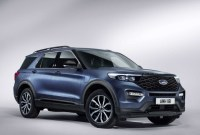 2022 Ford Explorer Images
