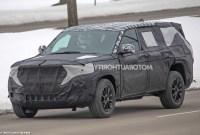 2022 Jeep Grand Cherokee Spy Shots