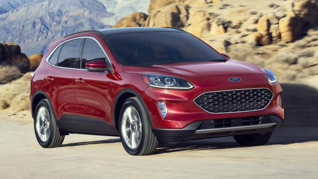 2021 Ford Escape Price