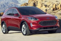 2021 Ford Escape Price
