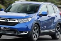 2021 Honda CRV Drivetrain