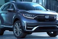2021 Honda CRV Price