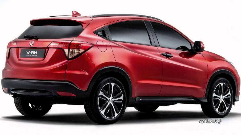 2021 Honda CRV Spy Photos