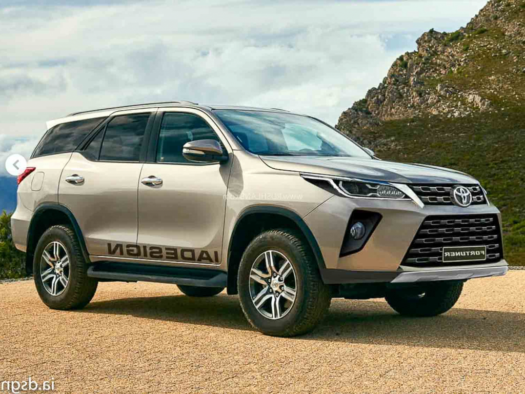 2021 Toyota Fortuner Pictures