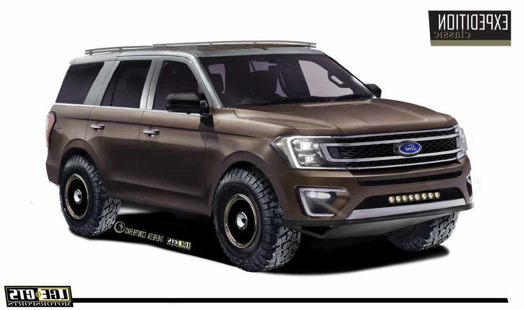 2022 Ford Expedition Powertrain