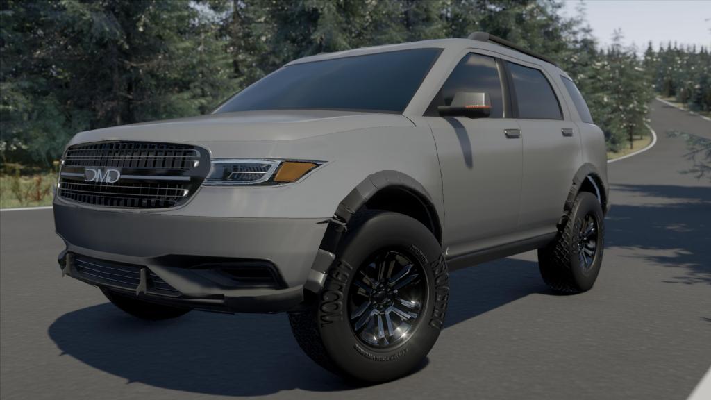 2022 GMC Jimmy Concept