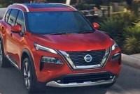 2022 Nissan Rogue Exterior