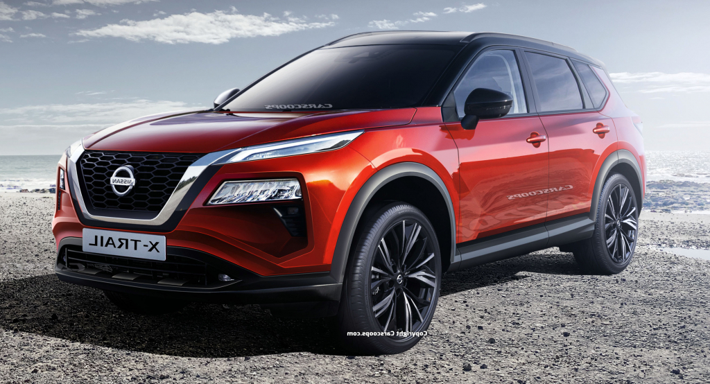 2022 Nissan Rogue Wallpapers