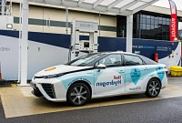 2022 Toyota Mirai Hydrogen Fuel Cell EV Wallpapers