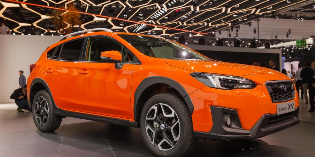 2018 Subaru Crosstrek Has New Global Platform News