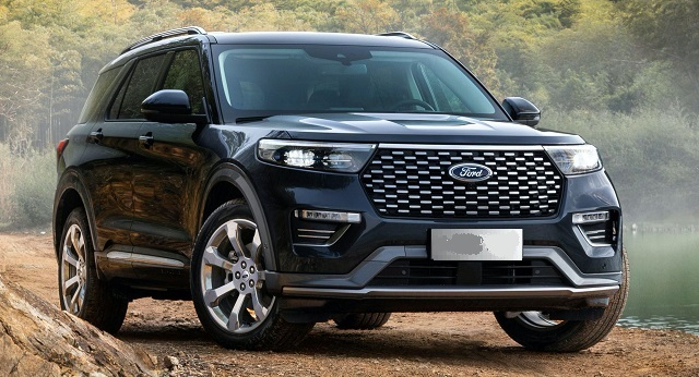 Best Midsize SUVs for 2022 - Ford Explorer