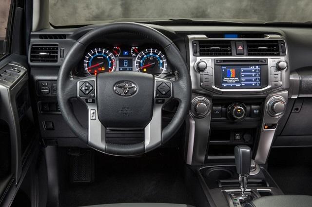 2022 Toyota 4Runner Interior
