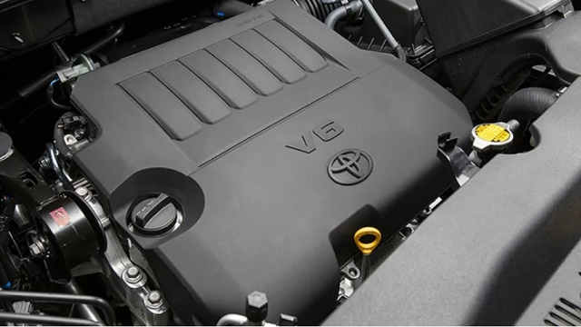 2022 Toyota Highlander engine