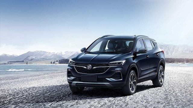 Buick Encore - Best Crossover SUVs 2022