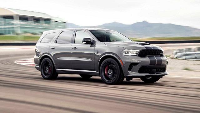 2022 Dodge Durango SRT