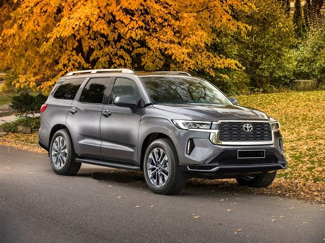 Best Full-size SUVs for 2022 - Toyota Sequoia