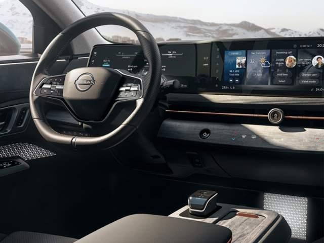 2022 Nissan Murano interior concept