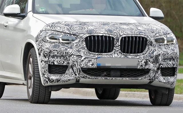 2023 BMW X3 grille