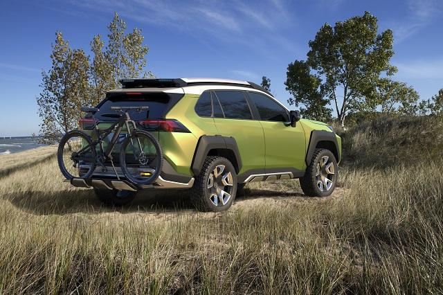 2023 Toyota 4Runner rear