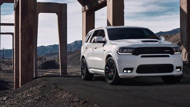 2019 Dodge Durango front view