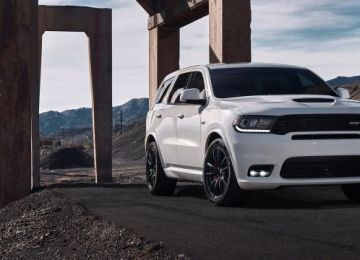2019 Dodge Durango front view