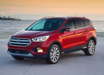 2019 Ford Escape front