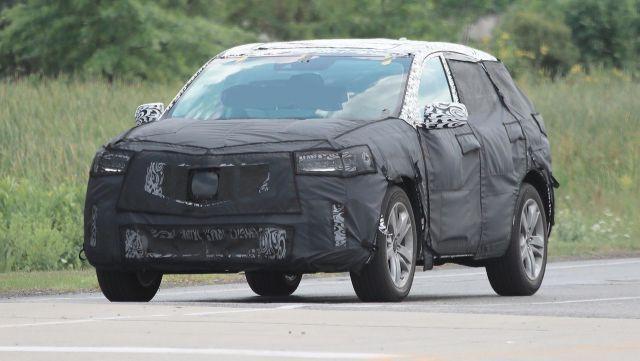 2019 Acura RDX front