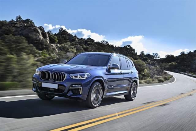 2019 BMW X3M