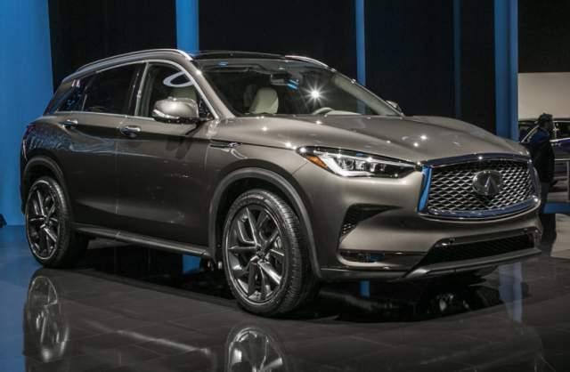 2019 Infiniti QX50 semi-autonomous SUV