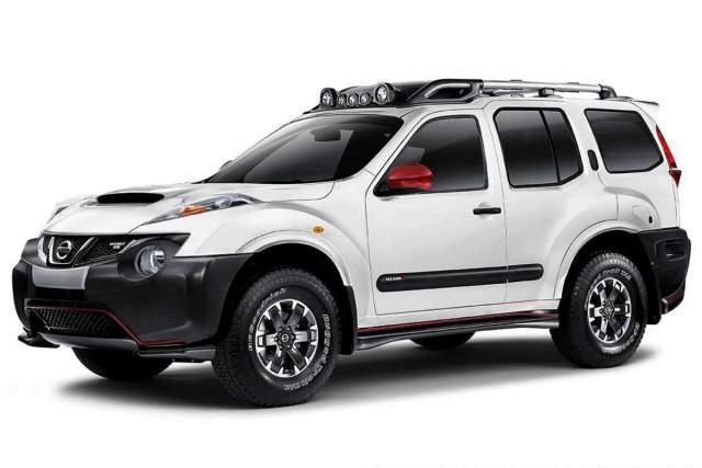 2019 Nissan Xterra