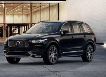 2019 Volvo XC90 front