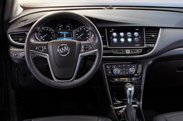 2019 Buick Encore interior