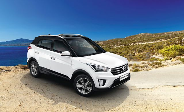 2019 Hyundai Creta front