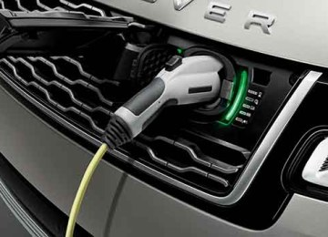 2019 Range Rover Evoque Mk2 phev