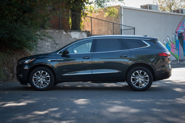 2019 Buick Enclave side