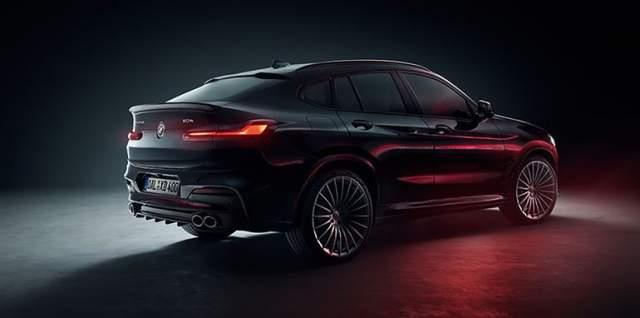 2018 BMW Alpina XD4 rear