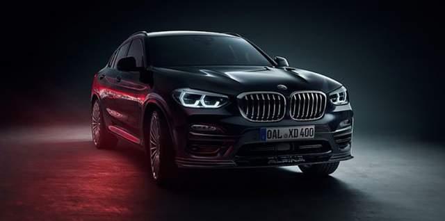 2018 BMW Alpina XD4