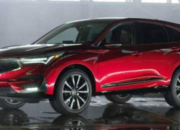 2019 Acura CDX Hybrid