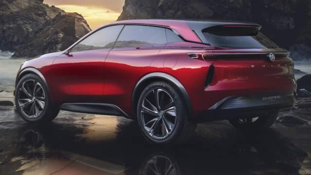 Buick Enspire EV rear