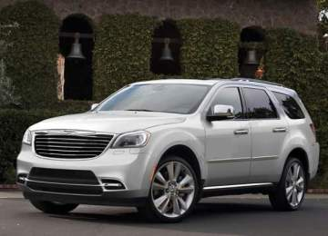 2019 Chrysler Aspen SUV